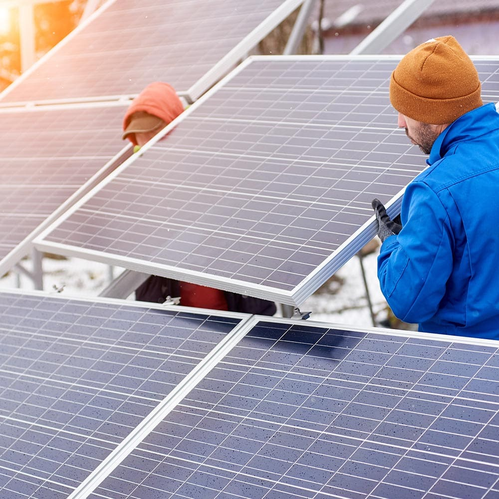 Solar Maintenance Services NJ